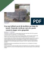 Centrala Verde - Pe Compost