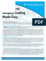 Stereotactic Surgery Coding Made Easy