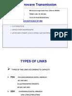 Alcatel Microwave Link Presentation-libre