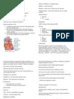 124 Cardio Alterations