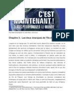 Cest Maintenant Chapitre 3 - Grandjean/Jancovici
