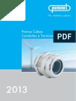 Catalogos Hummel Prensa-Cabos