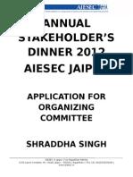 AIESEC Jaipur Induction