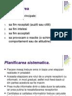 Planificarea sistematica