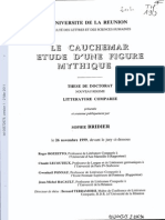Bridier - Le Cauchemar_thèse