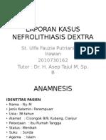 LAPKAS1 NEFROLITIASIS KEKEY.pptx