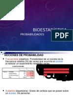 Probabilidad Odonto Epi - 2014