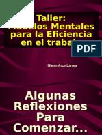 TALLER DE MODELOS MENTALES.ppt