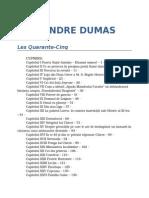 Alexandre Dumas - Valois V3 - Cei 45