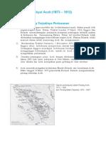 Perlawanan Rakyat Aceh