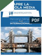 Scuole medie internazionali Kindergarten
