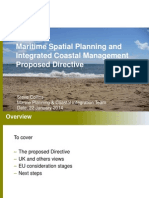 Collins 2014 Marine Spatial Planning Integrated Coastal Management