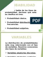 Geoestadistica. Distribucion Binomial