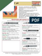 Sensors Ph y Redox