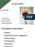 Hemodynamic Disorders Thrombosis
