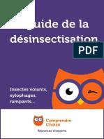 Comprendrechoisir Le Guide de La Desinsectisation