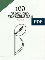 Cien Canciones Venezolanas