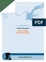 E. Scarpetta - Tutto Il Teatro - Vol. 2