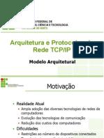 4.Arquitetura OSI - TCPIP