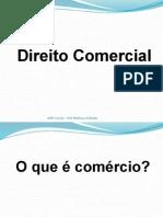 Direito Empresarial - 1