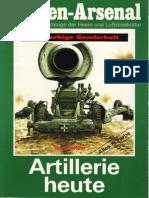 Waffen Arsenal Artillerie Heute