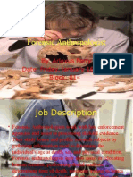 forensic anthropologist