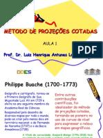 Método de Projeções Cotadas - Teoria