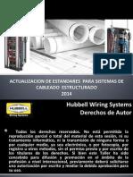 Presentacion de Normas de Cableado Esctructurado Para Comtel Peru 2014
