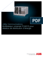 FOX615 Universal Multiplexer for Utility Networks_francais_low