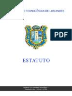 Estatuto Universitario UTEA
