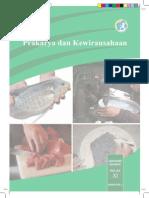 Buku Pegangan Siswa Prakarya Dan Kewirausahaan SMA Kelas 11 Kurikulum 2013 Semester 2 (Matematohir.wordpress.com)