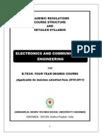 Jntuk Ece 4-2 Sem Syllabus Book (R10)