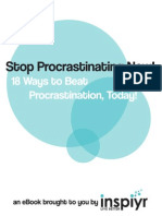 Procrastination eBook FINAL