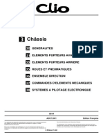 CLIO 3 - Châssis 3