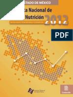 Encuesta nacional de Salud y Nutición