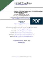 Feminist Theology-2006-Marler-163-87.pdf