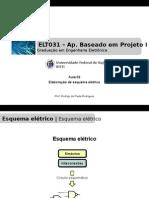 ELT031- Aula 02 - Elaboração de Esquema Elétrico