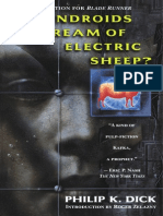 Do Androids Dream of Electric Sheep? by Philip K. Dick, 50 Page Fridays