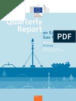 Quarterly Report on EU Gas Markets