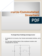 Force Commutated Inverters