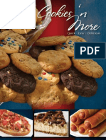 cookies and more west coast cd brochure