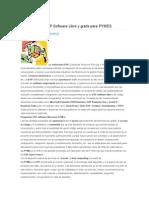 10 Programas ERP Software Libre y Gratis Para