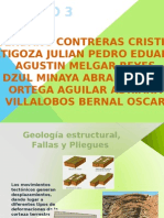EXPOCISION GEOLOGIA