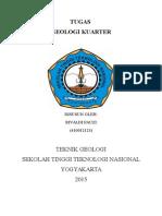 Tugas Geologi Kuarter (Longsor Di Banjarnegara)