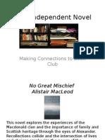 4ui - independent novel