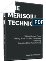 The Merisoiu Technique