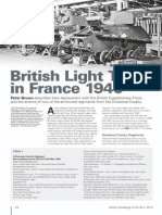 BEF 1940 Light Tanks