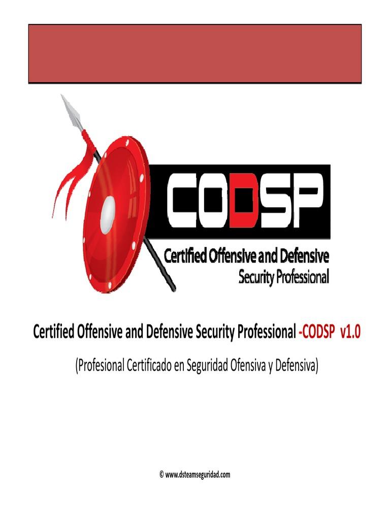 Certificaciones CPODS