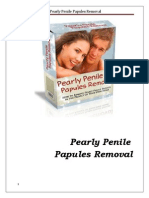 Penile Papules Removal