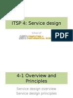 ITSP L04 - Service Design (OL)